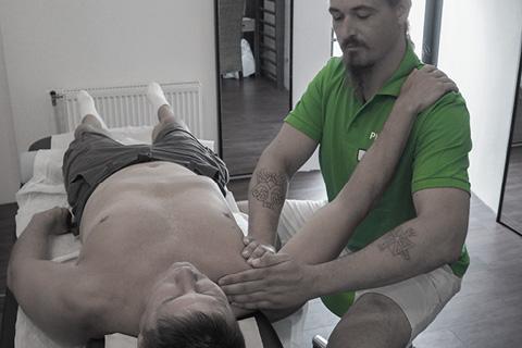 Manuelle Lympfdrainage Sportpark Heppenheim Physiotherapie