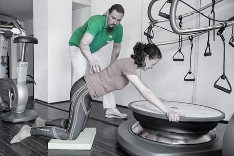 Spiraldynalische Skoliosetherapie Sportpark Heppenheim Physiotherapie