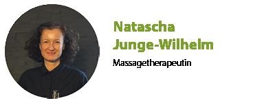 Natascha Junge-Wilhelm Massagetherapeutin Sportpark Heppenheim