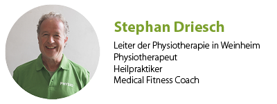 stephan Driesch Physiotherapeut
